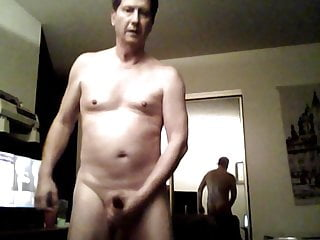 Amateur (Gay);Big Cock (Gay);Cum Tribute (Gay);Daddy (Gay);Masturbation (Gay);Muscle (Gay) Talkin dirty and cummin 2