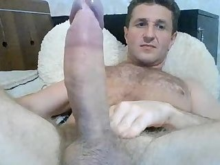 Amateur,Masturbation,Solo,Big Cock,gay White Monster