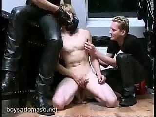 Domination,Fetish,Gangbang,Blowjob,bdsm,hung,blonde,gay kinky Leather Sex