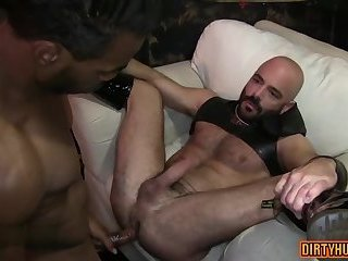Anal,muscle,slave,gay Muscle slave anal sex with cumshot