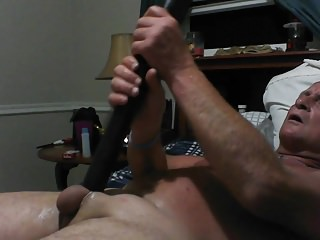 Men (Gay) MASTERBATING AFTER WORK