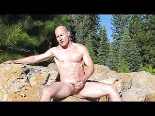 Men (Gay);Gay Porn (Gay);Amateur (Gay);Masturbation (Gay);Outdoor (Gay);Sexy Fuck, he is sexy as hell!!!