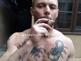 Man (Gay);Gay Porn (Gay);Hunk (Gay);Military (Gay);Muscle (Gay);Clips4Sale;HD Videos Smoking Fetish - Sergeant Miles Smoking