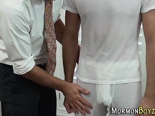 Anal,Cumshot,Mature,Bareback,ass,hardcore,fuck,old & young,gay Barebacked mormon sperms