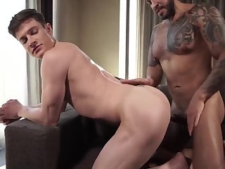 Anal,Big Cock,Hunks,Tattoo,Bareback,gay raw boy Holes 3