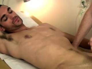 Blowjob (Gay),Gays (Gay),Reality (Gay),Twinks (Gay) Doctor hot gay sex big penis first time Damien was experienc