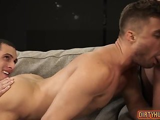 Anal,Party,gay,group sex,ass to mouth,muscle Muscle gay ass to mouth and cumshot
