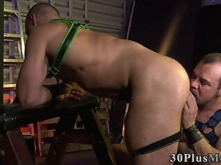 Anal,Bisexual,cock 2 cock,gay,HD Hairy stud licking and fucking ass