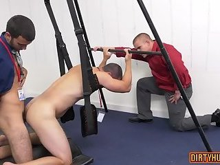Anal,Bondage,Domination,Fetish,Gangbang,Hunks,Threesome,Office,gay,facial,bdsm,muscle Muscle gay oral sex and facial
