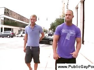 Straight guy fucks for money with a sexy guy