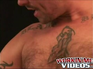 Cumshot,Amateur,Masturbation,Big Cock,Handjob,Mature,Tattoo,ass fingering,big dick, anal play,workinmenvideos,gay Tattooed mature given a blowjob and anal fingering