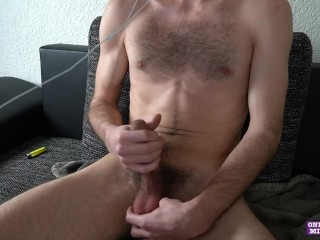 uncut;huge-uncut-cock;uncut-cock;big-cumshot;big-load;hot-gay;hot-bi;hairy-boy;hairy;hair-chest;foreskin;foreskin-play;precum;natural;420;german,Muscle;Solo Male;Big Dick;Gay;Handjob;Uncut;Jock;Cumshot;POV;Verified Amateurs BIG CUMSHOT! HOT HAIRY & UNCUT BOY!