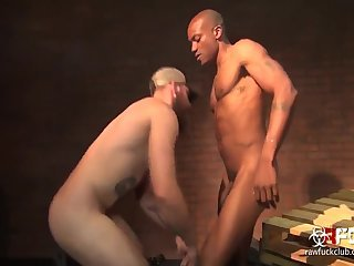 Anal,Cumshot,Big Cock,Hunks,Interracial,Rimming,Blowjob,Bareback,gay,Dustin Steele,Osiris Blade Bachelor Party Breeding