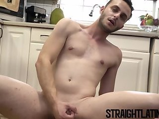 Cumshot,Big Cock,Pov,Blowjob,Bareback,gay,big dick,hairy,young men,straight turned gay,StraightLatino Straight latino paid for gay breeding service by pervert