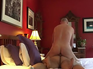 Anal,Amateur,Homemade,Bareback,gay old unprotected Sextape