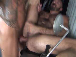 Anal,Domination,Fetish,Mature,Tattoo,hardcore,leather,muscled,gay Dolf And Alessio
