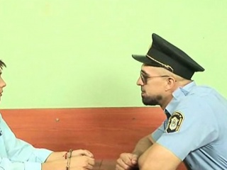 Blowjob (Gay),Gays (Gay),Uniform (Gay) Young troublemaker subjected to oral punishment