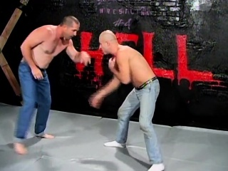Blowjob (Gay),Gays (Gay),Hunks (Gay) Jason Davis and Paul Carrigan can both wrestle quite well,