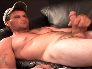 Masturbation,Solo,Mature,gay yummy Redneck Solo