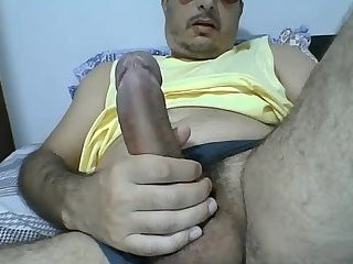 Amateur,Masturbation,Solo,Big Cock,Mature,gay Big Daddy