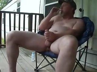 Amateur,Masturbation,Solo,Mature,Outdoors,gay Uncle Frank was soon kicked out of the trailer park