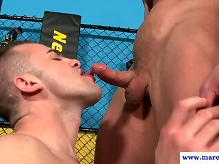 Anal,Cumshot,gay Ripped stud anally plowed by muscly jock