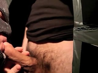 Amateur,Homemade,Blowjob,gay 20yr Uncut Cums 2x At Gloryhole