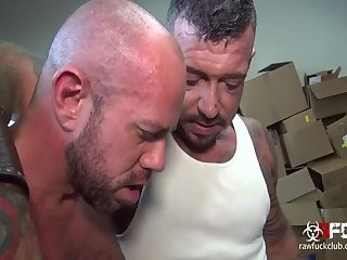Anal,Bears,Tattoo,gay,group sex,fuck Michael Romans Bunch gangbang Part 1