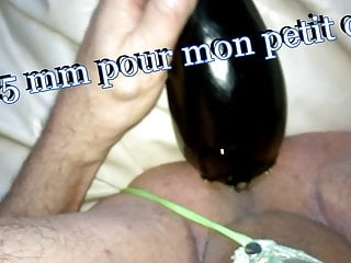 Fisting (Gay);Massage (Gay);Sex Toy (Gay);HD Videos;Anal (Gay) 85 mm pour mon petit cul ! ! ! 85 mm for my little ass ! ! !