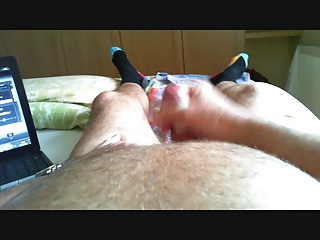 Men (Gay) more precum with huge ogasm at the end