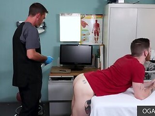 Anal,Rimming,Bareback,oral,kissing,old and young,story,anal fingering,gay,HD Can you check me doc please? Something is wong!