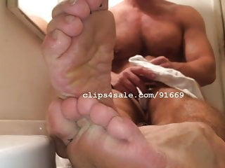 Amateur (Gay);Hunk (Gay);Muscle (Gay);HD Videos;Clips4Sale (Gay) Foot Fetish - Aiden Feet Part3 Video3