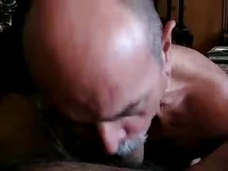Men (Gay);Daddies (Gay);Sucking Cock;Older;Sucking Older men sucking a cock
