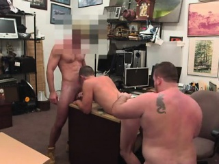 Asslick (Gay),Blowjob (Gay),Gays (Gay),Group Sex (Gay),Hunks (Gay),Men (Gay),Reality (Gay) Straight men playing with their cocks gay Guy finishes up wi