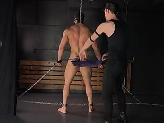Domination,Fetish,bdsm,gay Stefano signs up to get more roid $