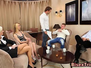 Bisexual,Hunks,Blowjob,oral,group sex,orgy,bisexuals,bi,gay Hunk stripteases in group
