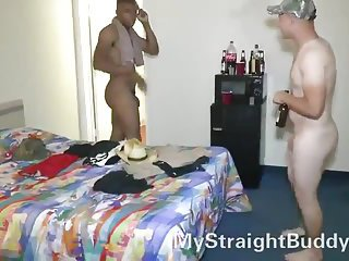 gay Lustful Interracial Boys Stripping