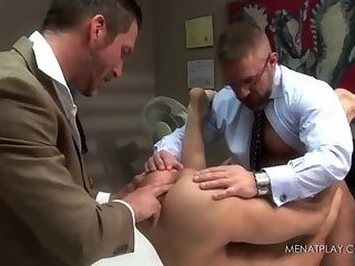 Anal,Hunks,gay,ass,hardcore,muscled Tomas Brand, Dirk Caber & Darius Ferdynand