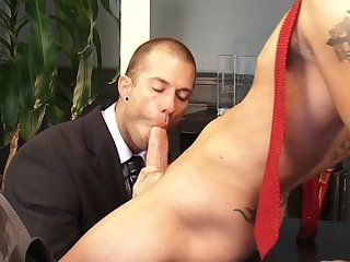 Anal,Hunks,Pornstars,Rimming,Blowjob,gay Suited Up Sex