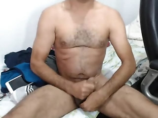 Amateur,Masturbation,Solo,gay Brazilian Monster