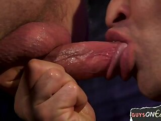 Bondage,Blowjob,bdsm,gay Stud getting edged and cocksucked by master