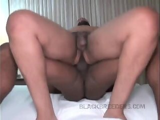 Anal,Big Cock,Ebony,Rimming,Tattoo,Threesome,Blowjob,Massage,Bareback,group sex,cock 2 cock,gay,XL XL, The Breeder