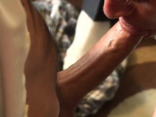 Blowjob (Gay),Gays (Gay),Group Sex (Gay),Muscle (Gay),Twinks (Gay) Big dick gay threesome with facial