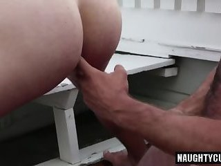 Anal,Hunks,Outdoors,gay,fuck,studs,hairy,Muscular Hairy gay flip flop with cumshot