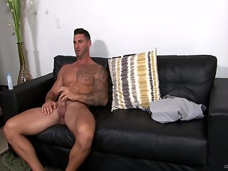 Masturbation,Solo,Tattoo,muscled,gay Jordan From AD