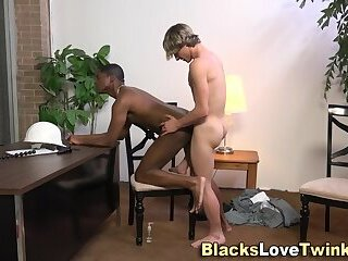 Anal,Amateur,Ebony,Interracial,boys,workers,gay Teen fucks black asshole