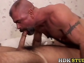 Cumshot,Asian,Pov,Tattoo,Blowjob,Bareback,gay,gay sex,big dick,stud,pierced,hardcore gay,BareRT Gay Asian guy engages in rough breeding with inked lover