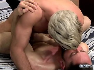 Anal,Masturbation,Rimming,Massage,fucking,kissing,oral sex,deep throat,uncut,doggystyle,british,jocks,frottage,missionary, brown hair, trimmed, short hair, in the bedroom, cum jerking off,blond hair,hai,sensual,Gabriel Phoenix,Sam Wallis,gay A Sensual Ass Fucking For Sam - Sam Wallis & Gabriel Phoenix