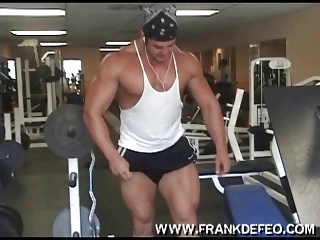 Gay Porn (Gay);Men (Gay);Frank De Feo;Workout Frank Defeo Workout