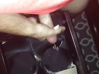 Men (Gay) Huge Cumshot on step sisters bras